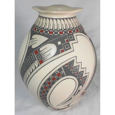 Mata Ortiz Pottery, Chihuahua Lazaro Ozuna Lazaro Ozuna
