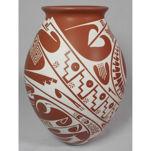 Damian Quezada Damian Quezada Mata Ortiz Pottery