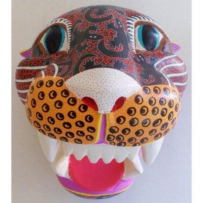 Candido Jimenez Candido Jimenez: Gecko Mask gecko