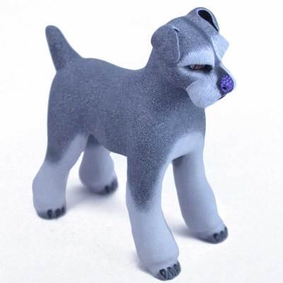 Eleazar Morales Eleazar Morales: Schnauzer Dog Dogs