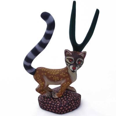 Eleazar Morales Eleazar Morales: Ringtail Cat Cats