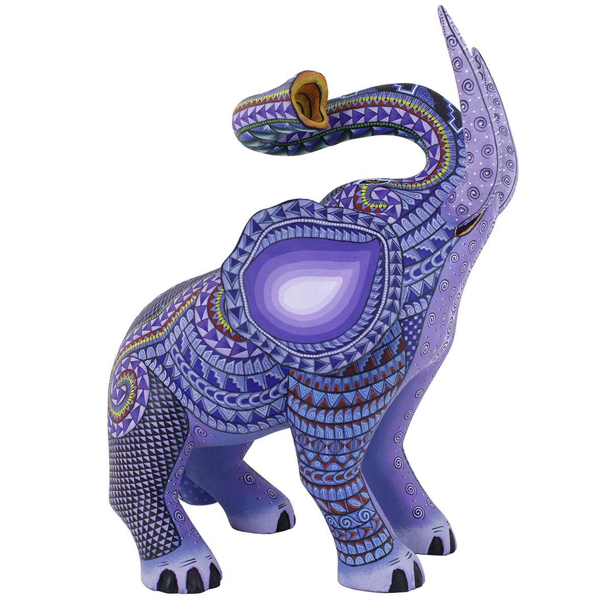 Eduardo Fabian Eduardo Fabian & Elvis Canseco: Large Single Piece Elephant Elephant