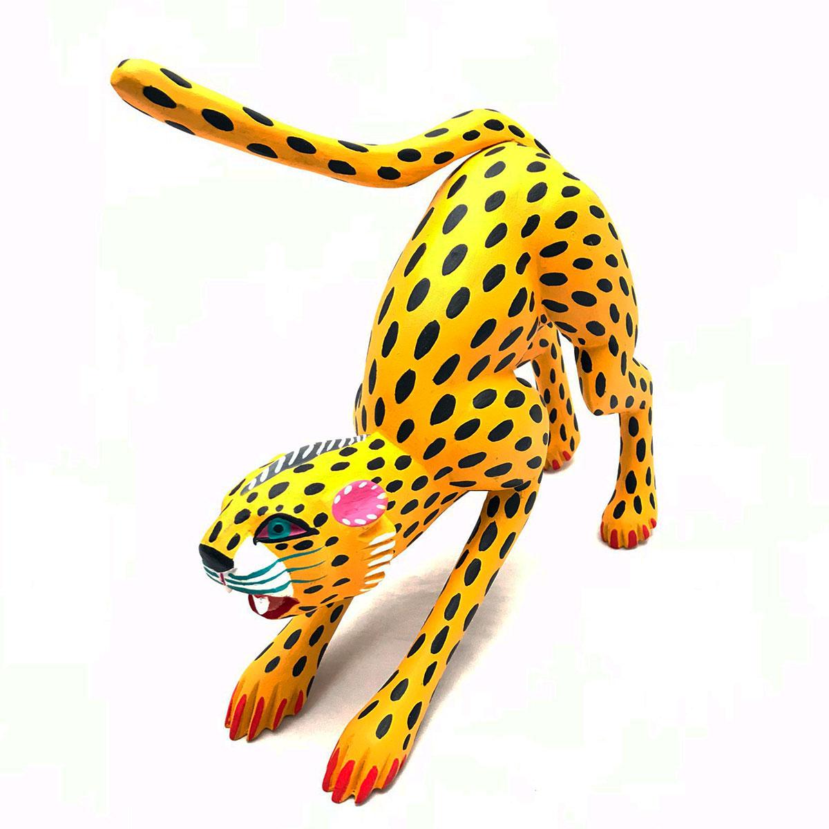 Moises Jimenez & Oralia Cardenas Moises Jimenez & Oralia Cardenas: Cheetah Cats