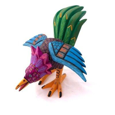 Damian & Beatriz Morales Damian & Beatriz Morales: Medium Rooster Birds
