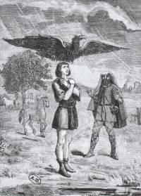 Saint Medard Patron Saint Against Bad Weather