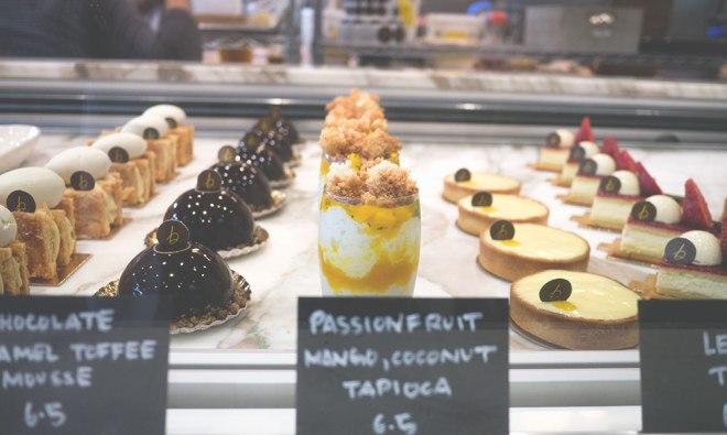 B-pastries