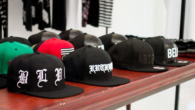 BlackScale-Hats