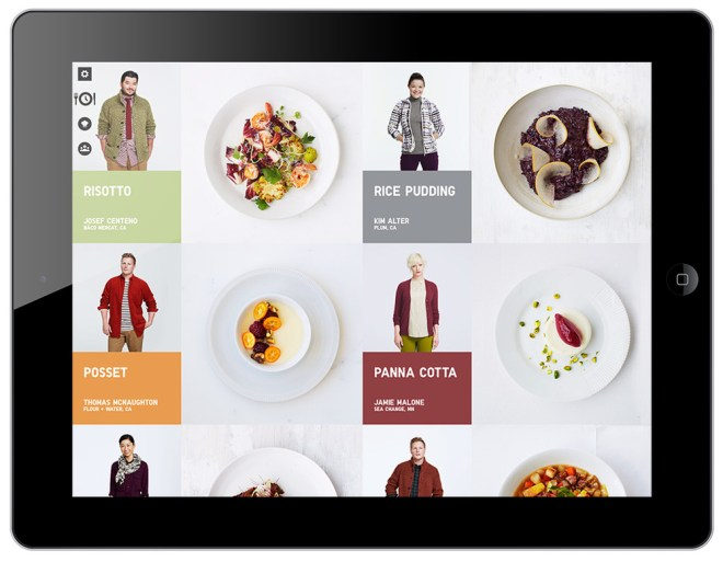 UNIQLO_RECIPE_iPad