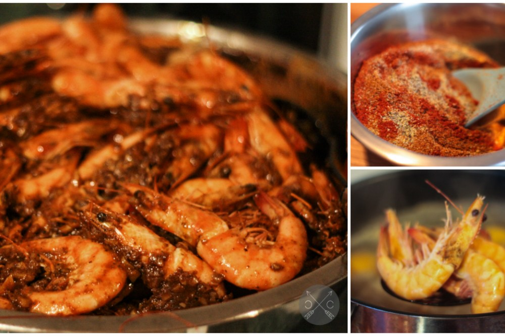Recipe The Whole Shabang Shrimp Boil Cultural Chromatics