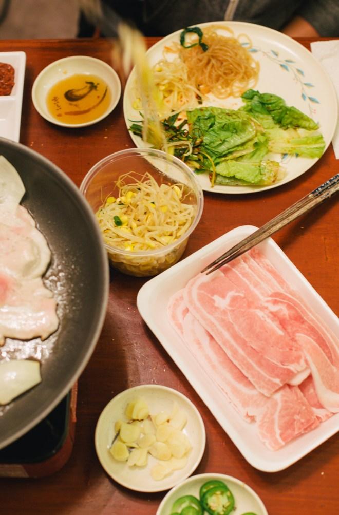 Korean Pork Lettuce Wraps | Cultural Chromatics-6