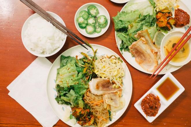 Korean Pork Lettuce Wraps   Cultural Chromatics-8