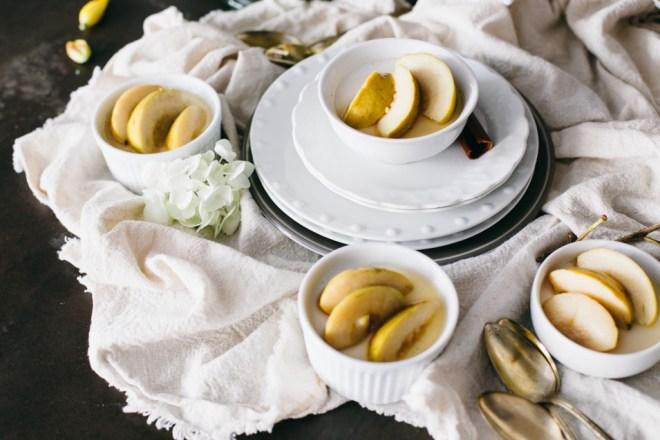 Poached Guava Coconut Panna Cotta | Cultural Chromatics-6