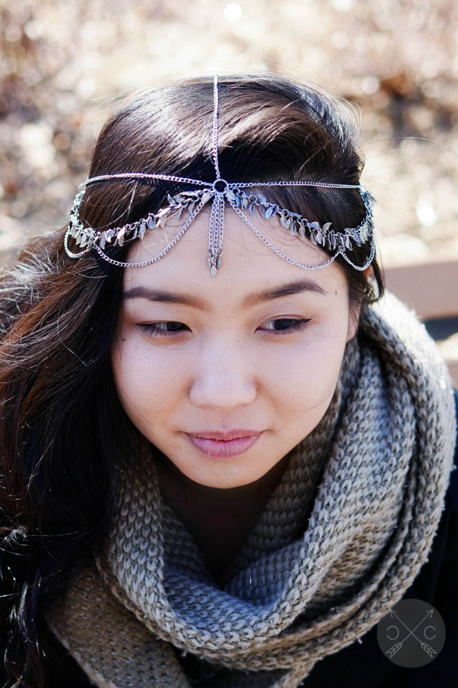 DIY Head Chain - Pinterest