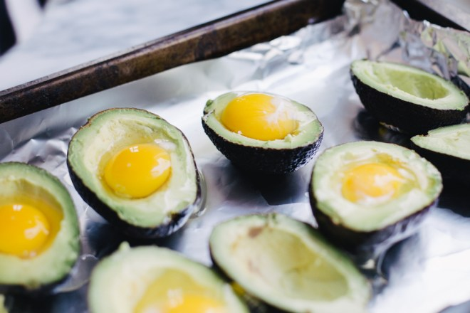 baked avocado eggs | cultural chromatics-1