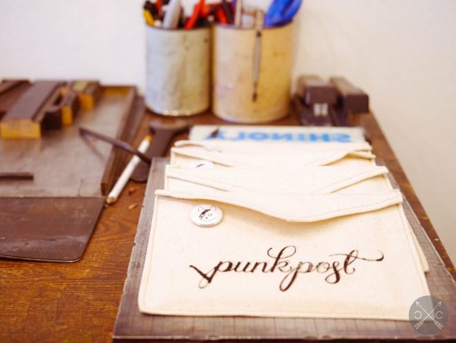Punkpost - Letterpress