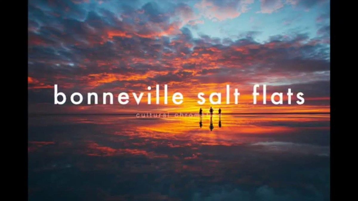 Breathtaking Photos You Have to See of Bonneville Salt Flats