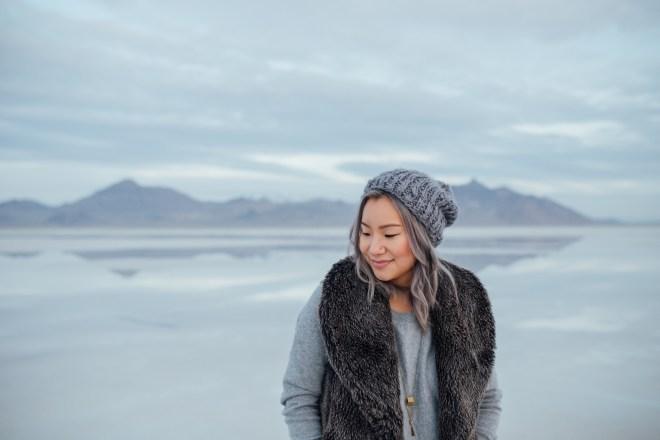 Bonneville Salt Flats | ©NanetteWong