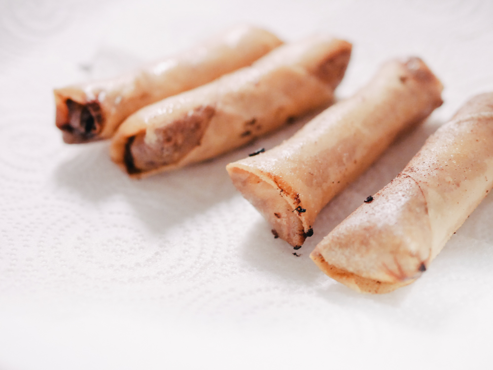 A Favorite Family Recipe: Homemade Egg Rolls (Chả giò)