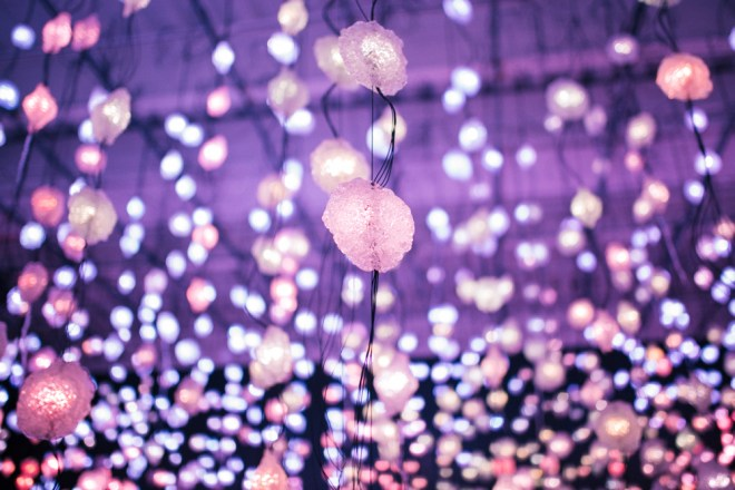 New Museum: Pipilotti Rist - Pixel Forest