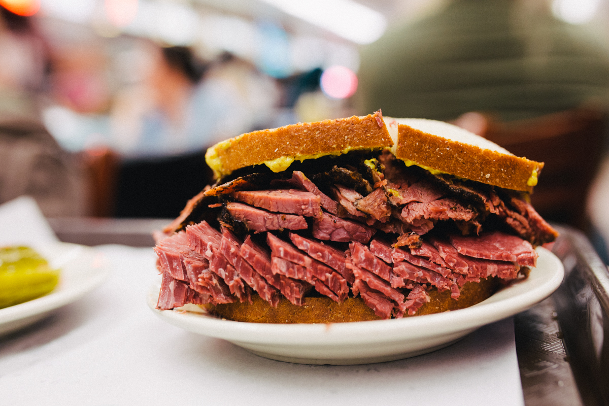 The Pastrami Showdown: NY vs. LA vs. SF