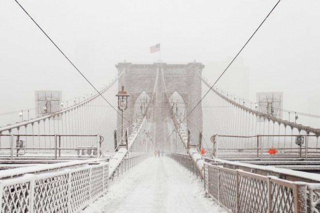 Winter, NYC