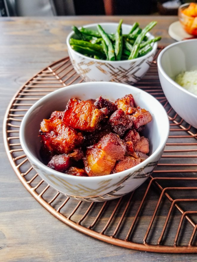 Vietnamese Caramelized Braised Pork (Thịt Kho)