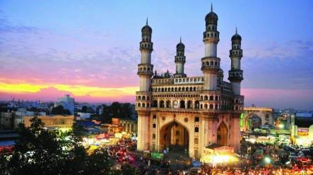 Image result for images of char minar