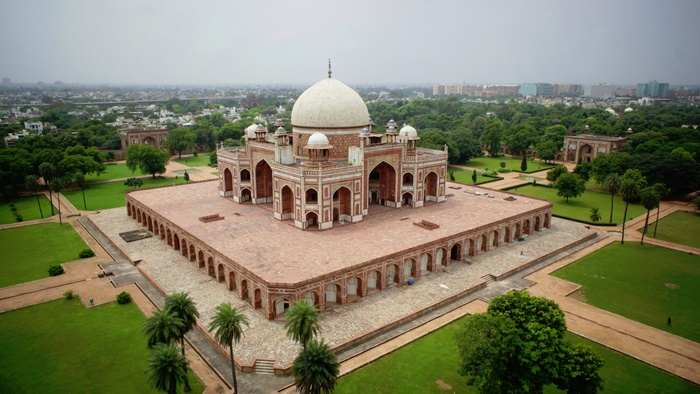 Humayun's Tomb Delhi – History Architecture Visit Timing Facts