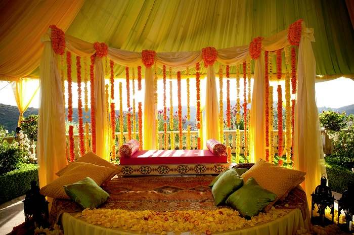 Indian Wedding Decoration Ideas & Themes