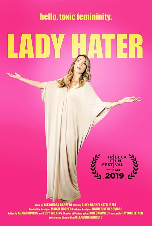 Lady Hater Poster