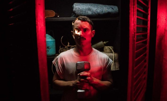 Come To Daddy starring Elijah Wood