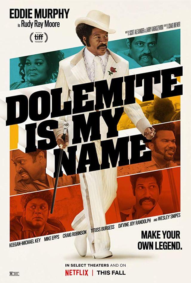 Dolemite Is My Name starring Eddie Murphy