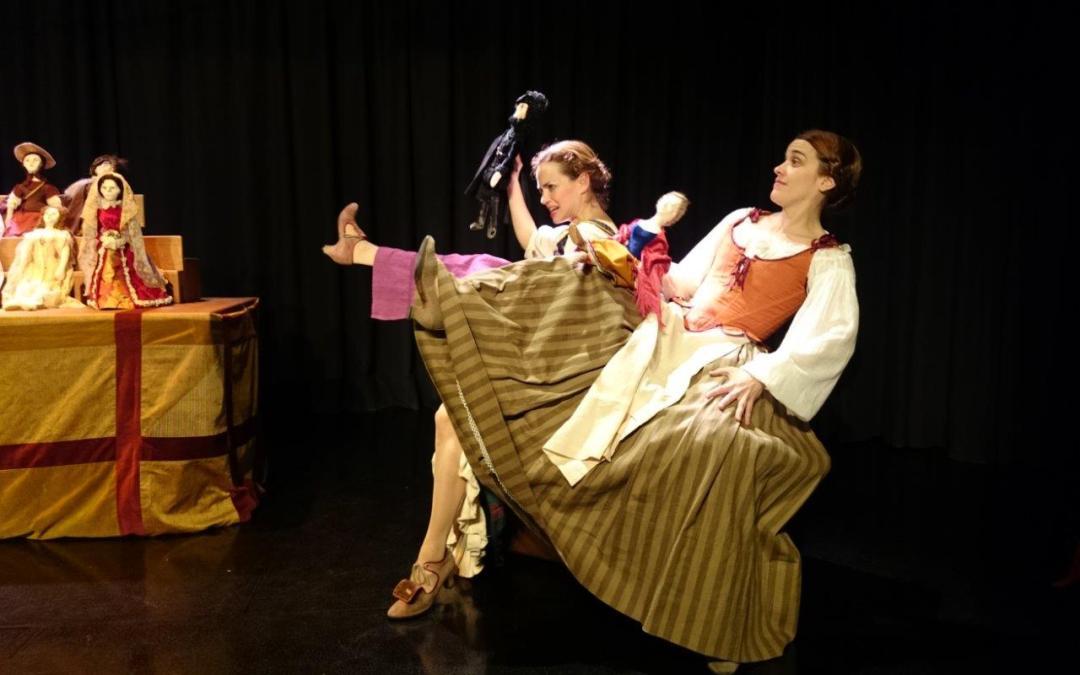 El Quijote a través de sus mujeres en el Teatro Español