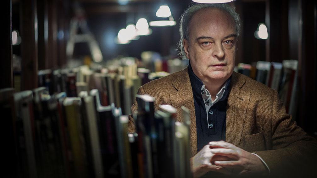 Conversaciones electrocutadas de Enrique Vila-Matas