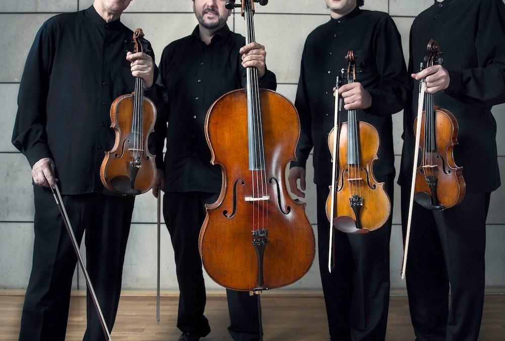 Aires rusos: El FIS comienza el ciclo de cámara con el Cuarteto Borodin
