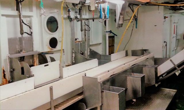 Foto 2.2. Detalle de la factoría (2) (Foto por Ixai Salvo Borda).