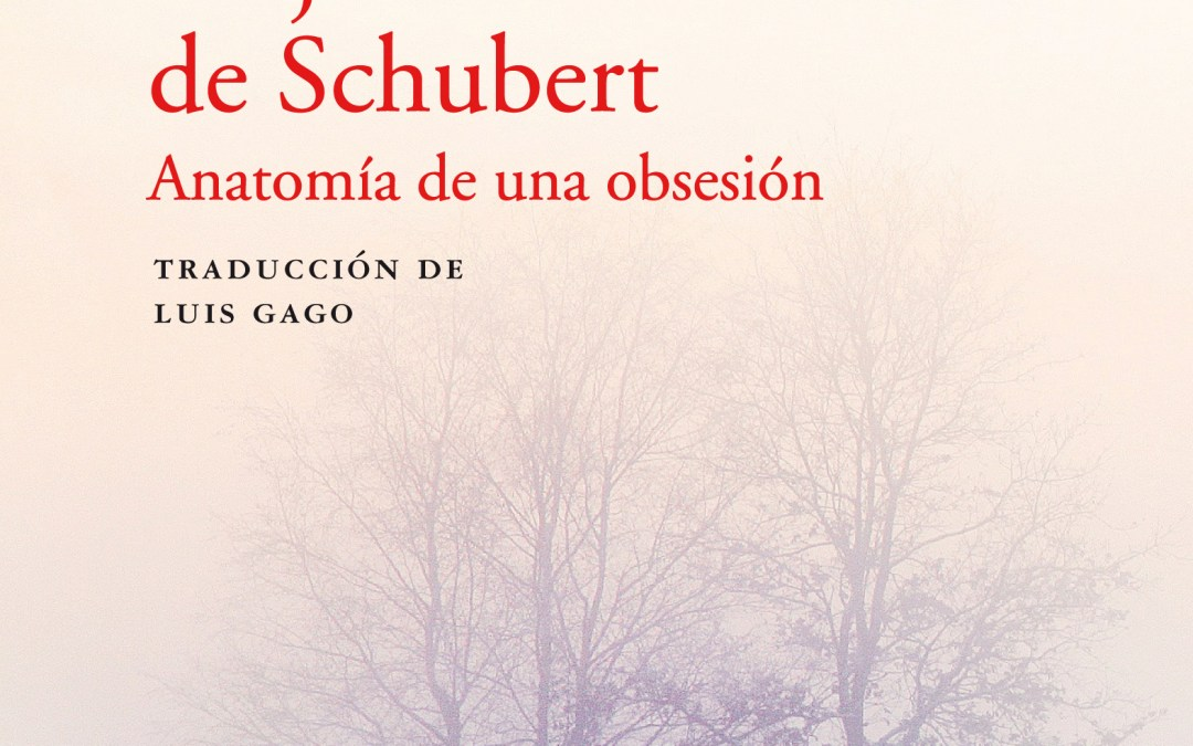 La obsesión schubertiana de Bostridge