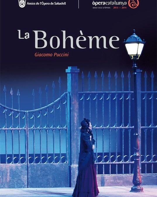 La Bohème de Puccini vuelve a Sabadell