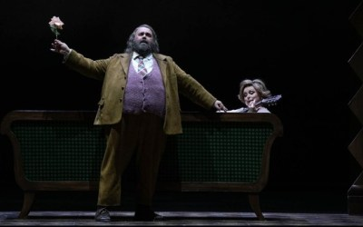 Si todo es burla, nada lo es: Falstaff en el Real