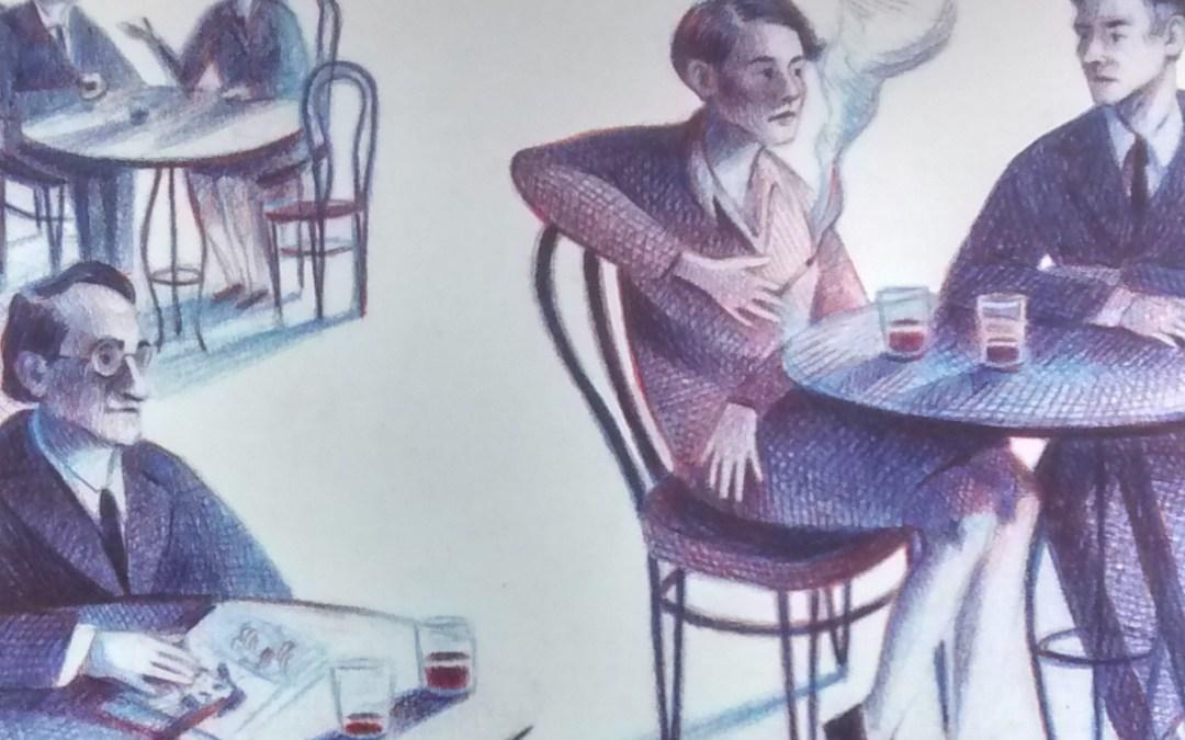 El café eterno de Berlín