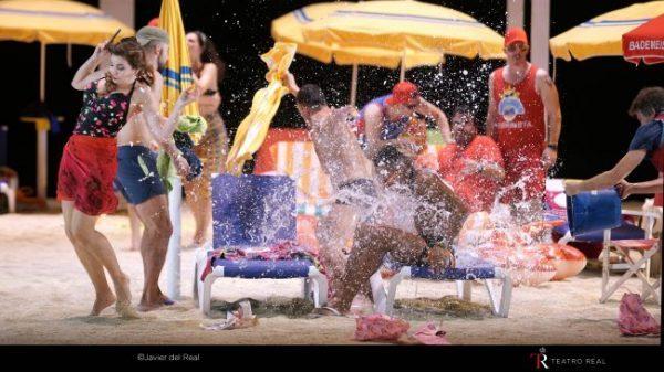 Histórico y refrescante L'elisir d'amore en el Teatro Real