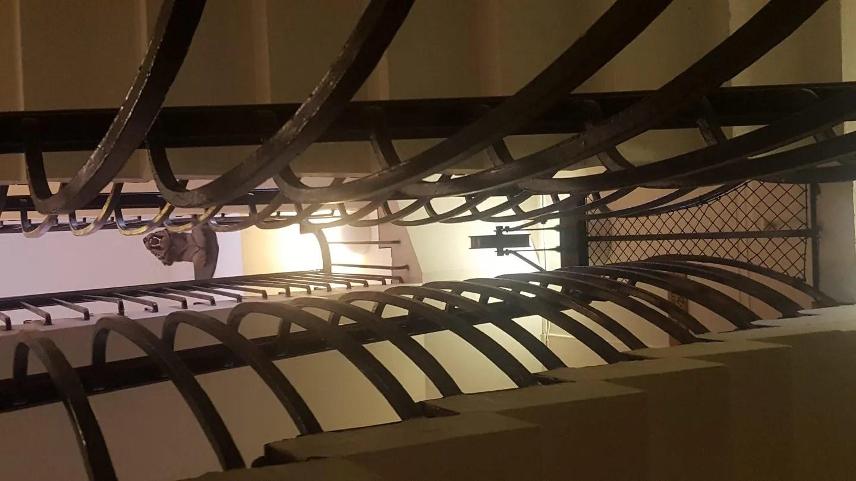 Crinoline Staircase Royal Overseas League