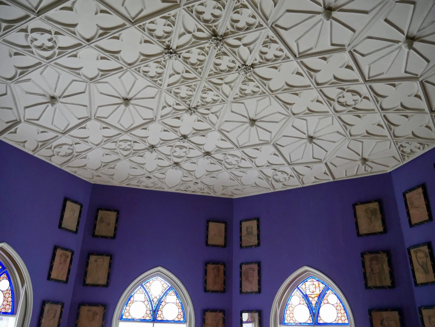 Holbein Room Strawberry Hill House