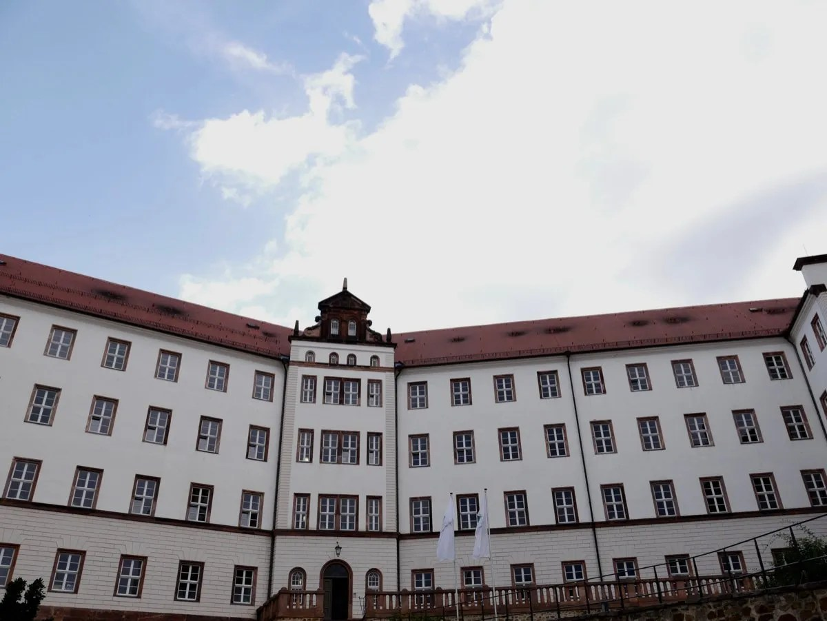 Colditz Castle Youth Hostel
