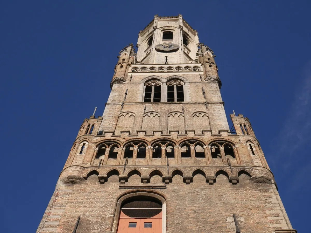 Bruges Belfort