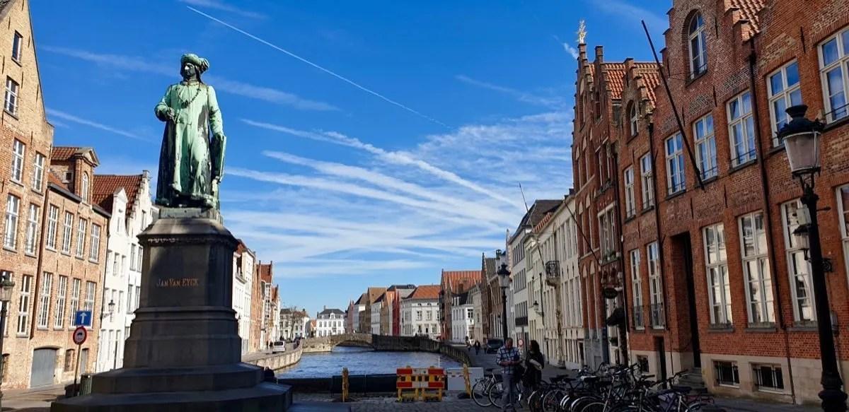 Jan Van Eyck plain