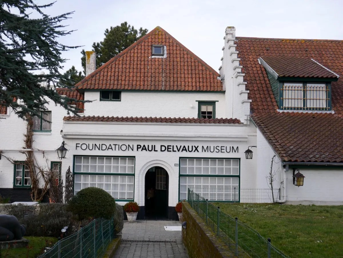 Paul Delvaux Museum
