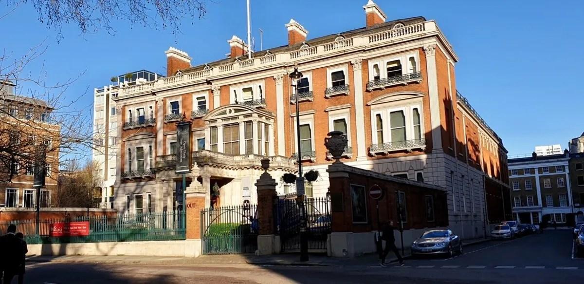 Wallace Collection exterior London