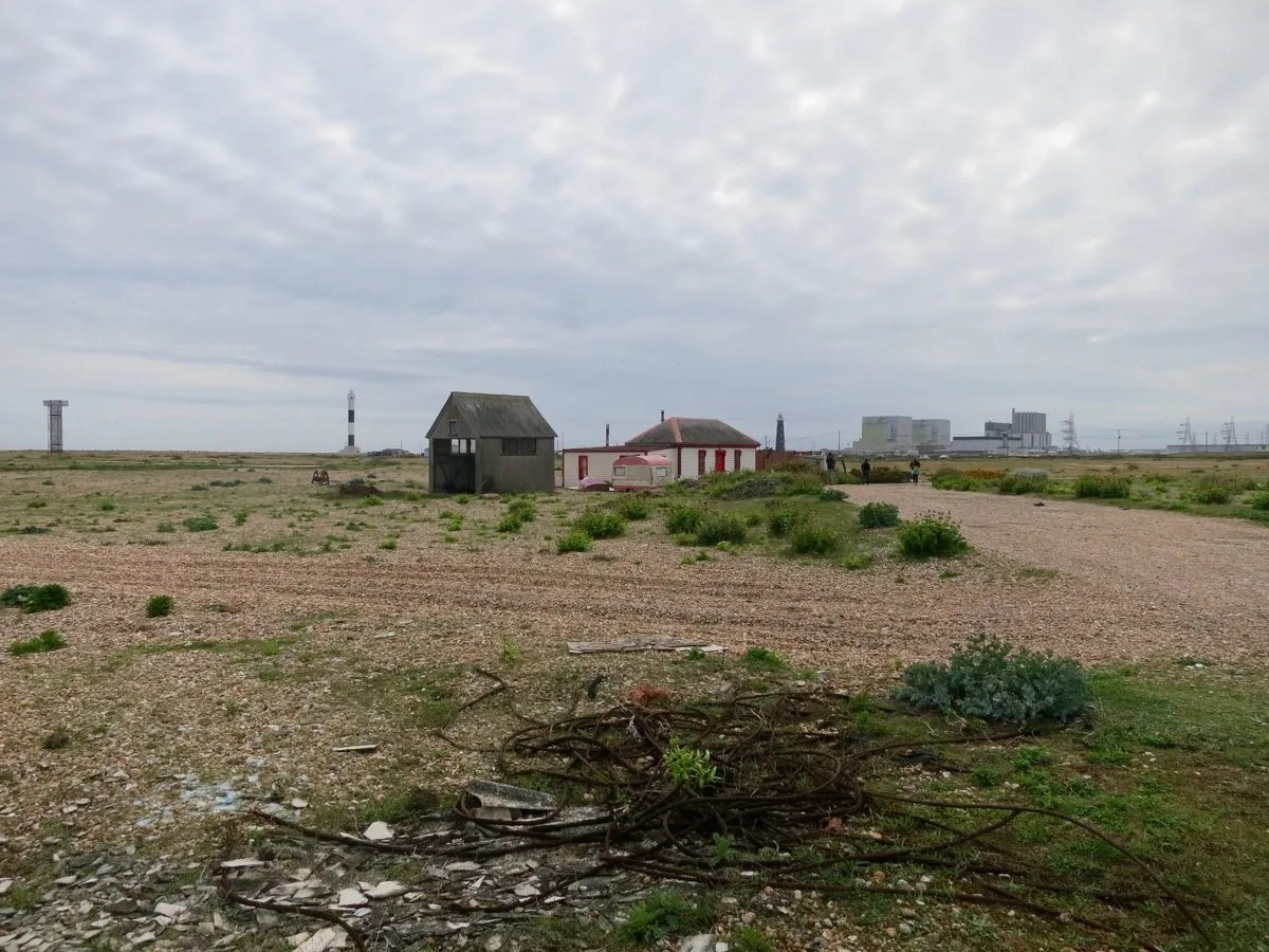 Dungeness Nuclear Power Stations
