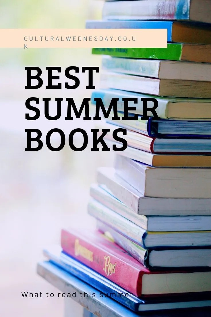 Cultural Wednesday's Summer Books 2019